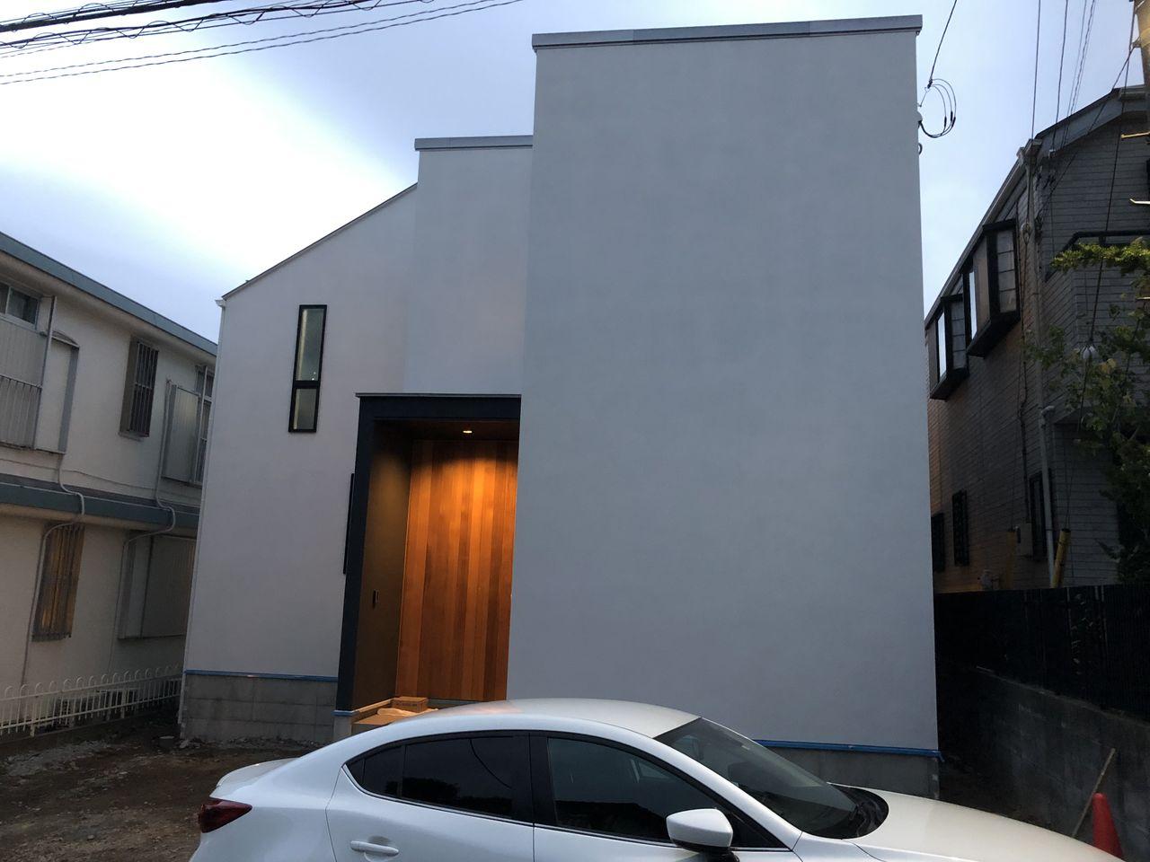 12月完成見学会横浜の家-5-